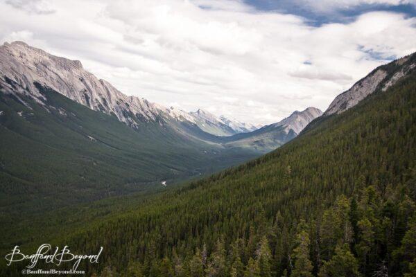 views-spray-valley-banff-sulphur-mountain-gondola-tourist-attraction