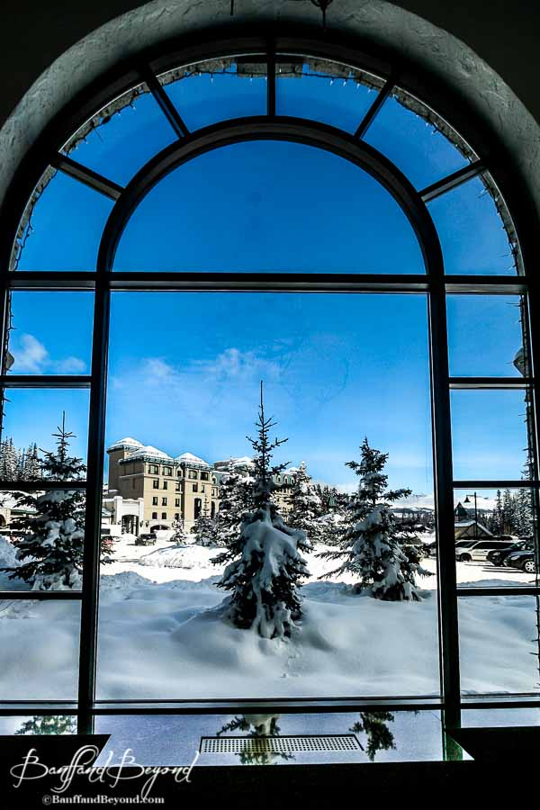 Photographing Lake Louise In Winter Banffandbeyond