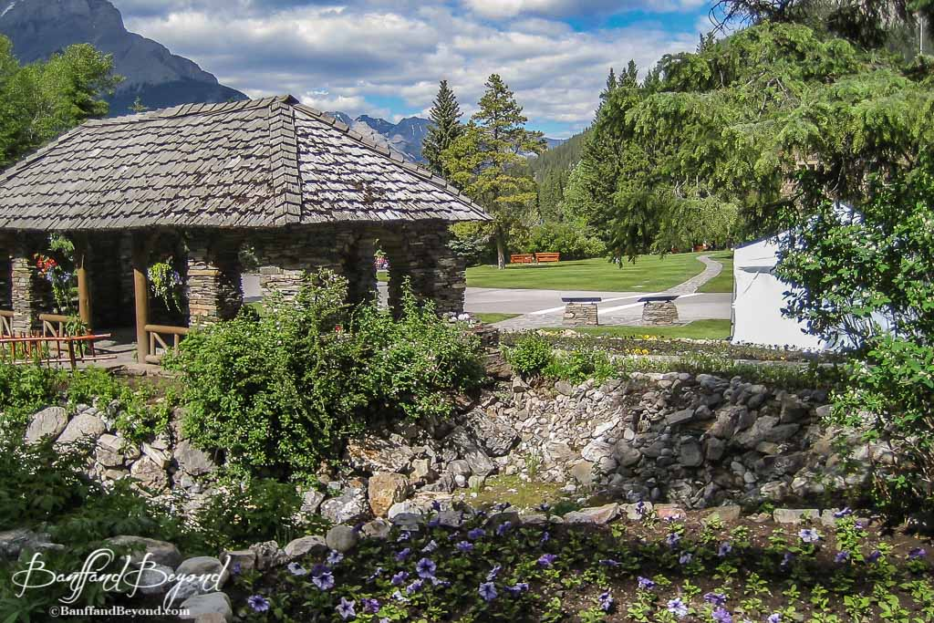 Cascade Gardens Off The Beaten Path In Banff | BanffandBeyond
