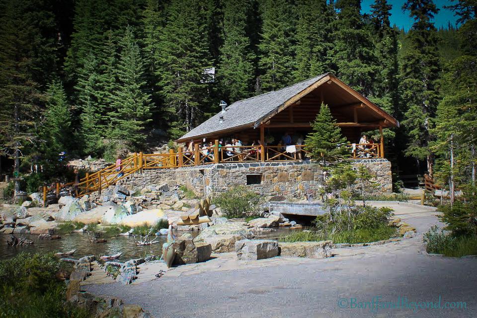 lake agnes teahouse hike map Hiking Information And Tips For Lake Agnes Tea House Trail lake agnes teahouse hike map