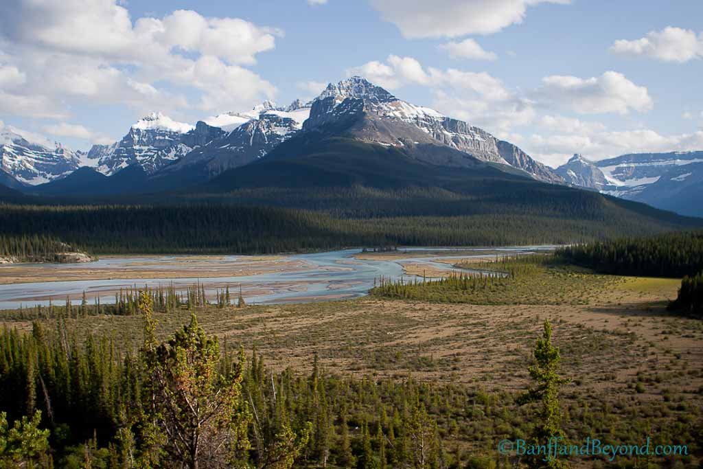Attractions And Highlights Along The Icefields Parkway Banffandbeyond