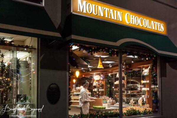mountain chocolates banff avenue downtown