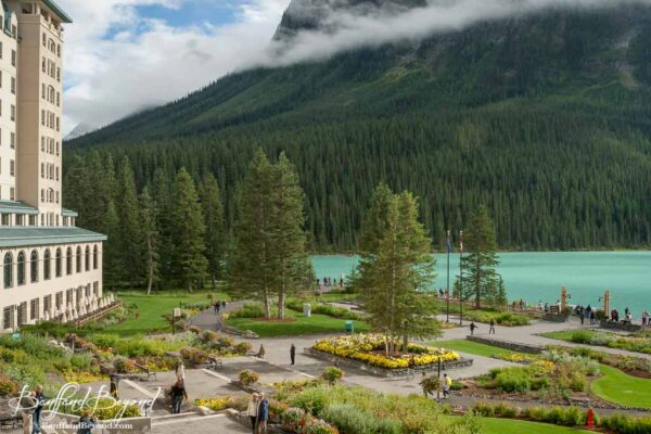 gardens-flowers-grounds-fairmont-chateau-lake-louise-hotel-turquoise-water-accommodation-hotel-banff-national-park-resort