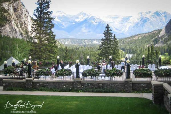 An Experience At The Banff Springs Hotel Banffandbeyond