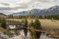 Easy Scenic Walks And Hikes In Canmore