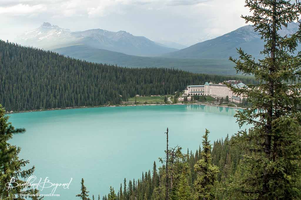 Walks And Easy Hikes In The Lake Louise Area Banffandbeyond