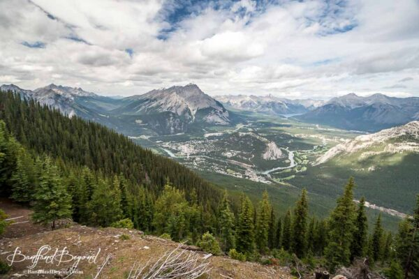 view-banff-town-sulphur-mountain-gondola-summit-panoramic-vista-best-scenery-rocky-mountains-tourist-attraction