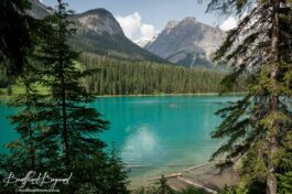 When Do The Rocky Mountain Lakes Thaw And Get Their Beautiful Turquoise Colour?
