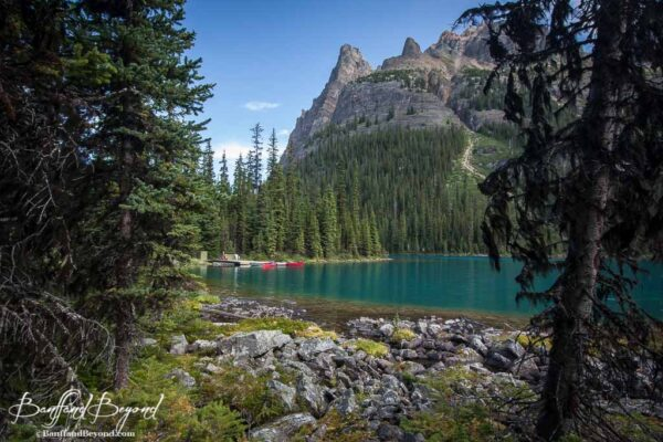 yoho-national-park-lake-ohara-turquoise-glacier-water-stunning-mountain-views
