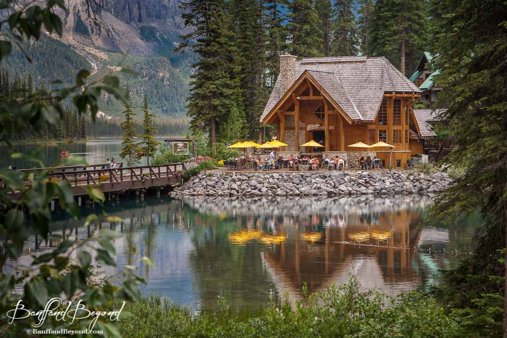 A Visit To Emerald Lake