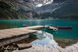 Highlights And Day Itinerary For Yoho National Park