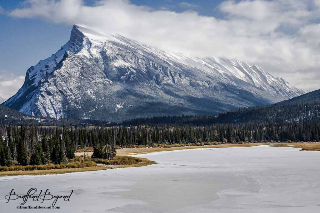 photos of famous mountains in the canadian rockies