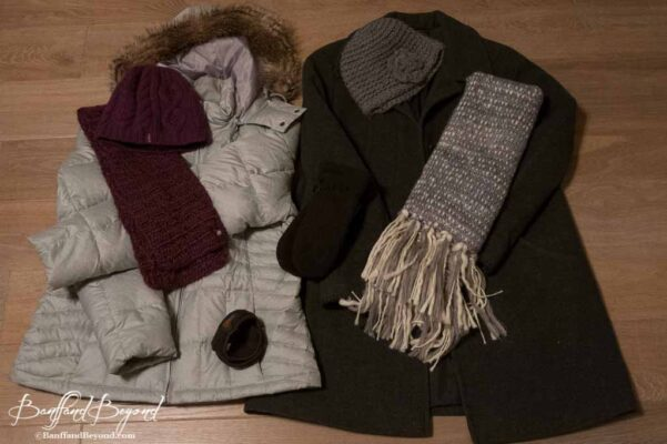 womens winter jackets and outerwear for canada rocky mountains
