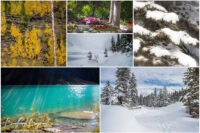 What To Expect For Weather And Temperatures In The Canadian Rocky Mountains