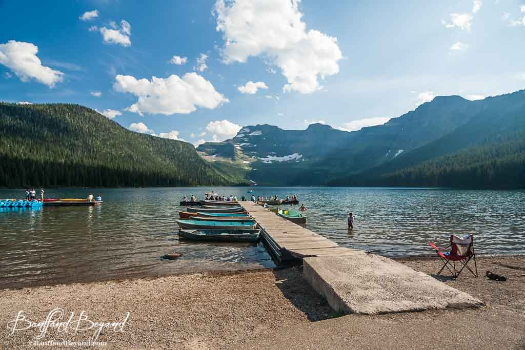 Waterton Lakes National Park The Little Park Packed With
