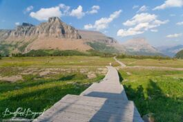 Hidden Lake OverLook Trail Packed With Scenery And Wildlife