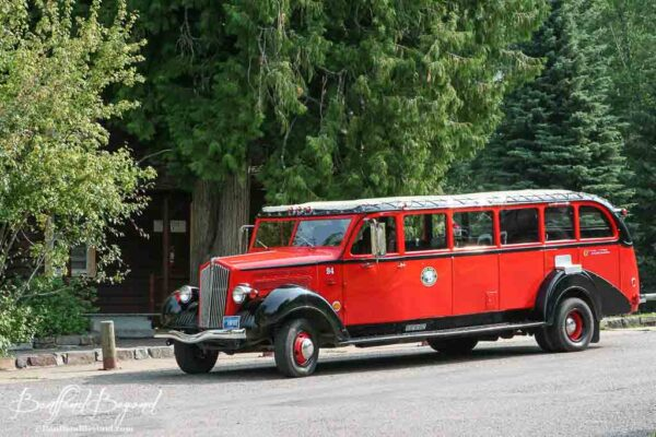 red jammer bus tours historical vehicles