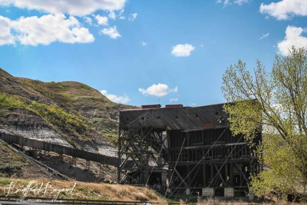atlas-coal-mine-last-standing-wooden-tipple-canada-historic-mining-artifacts