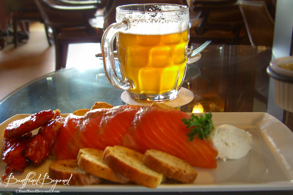 Cuisine Maligne foods and drinks to try during your canadian rocky mountain visit
