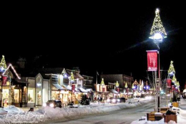 Banff New Years Eve Celebrations And Dining Banffandbeyond