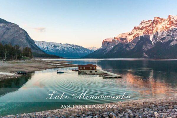 lake-minnewanka-boat-rentals