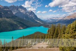 Top Highlights Of Banff National Park