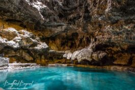 A Glimpse Into The Historic Cave And Basin